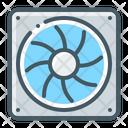Cooling Fan Cooling Fan Icon