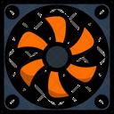 Cooling Fan Fan Cooling Icon