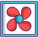 Cooling System Icon