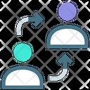 Collaboration Contribution Cooperation Icon