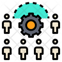 Cooperation Career Occupation Icon