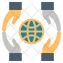 Cooperation Participation Collaboration Icon