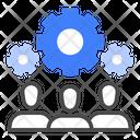 Cooperation Icon