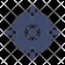 Interface Navigation Target Icon