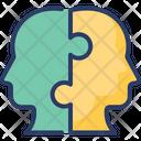 Coordinated Relationship Harmony Team Icon