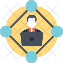 Coordination Assistance Online Icon
