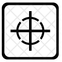 Coordination Container Box Icon