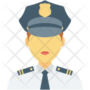 Cop Police Force Icon