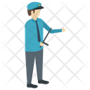 Cop Police Officer Traffic Police Icon