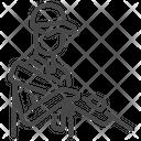 Cop Fbi Guard Icon
