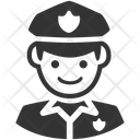 Cop Police Man Police Icon