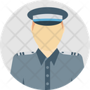 Cop Police Officer Police Worker Icon