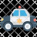 Cop Car Police Icon