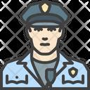 Cop Police Policeman Icon