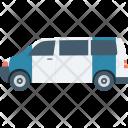 Cop Van Police Icon
