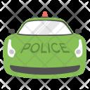 Police Seaden Cop Icon