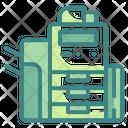 Copier Copy Machine Icon