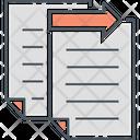 Copier Paper Copy Paper Copy Icon