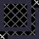 Layer Overlap Overlay Icon