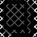 Copy File Duplicate Icon
