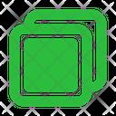 Copy Duplicate Document Icon