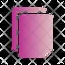 Document Copy Paste Icon