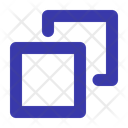 Copy Paste Duplicate Icon