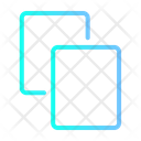 Copy Background Space Icon