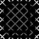 Copy Background Design Icon