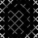 Paper Copy Ui Icon