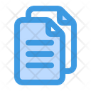 Copy Document Paper Icon