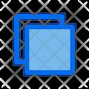 Copy Layer Duplicate Icon