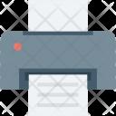 Copy Machine Facsimile Icon