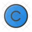 Copy Restriction Right Icon