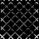 Copy Code Coding Icon