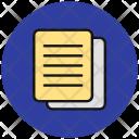 Copy Edit Report Icon