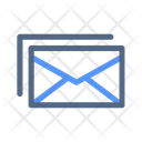 Copy Duplicate Email Icon