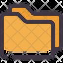 Folders Archive Copy Icon