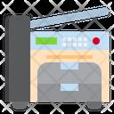 Copy Machine Office Printer Icon