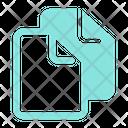 Copy Paper Icon