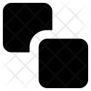 Copy Symbol Squares Icon