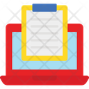 Clipboard Copy Testing Office Documents Icon