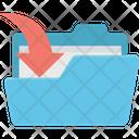 Copy To Folder Icon