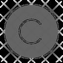 Copyright Patent Intellectual Icon