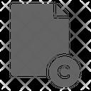 Copyright File Patent Icon