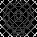 Copyright Logo Authority Icon