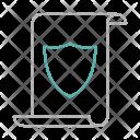 Copyright Insurance Shield Icon