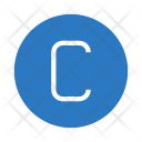 Education Copyright Content Icon