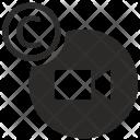Video Copyright Icon