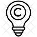 Copyright Patent Trademark Icon
